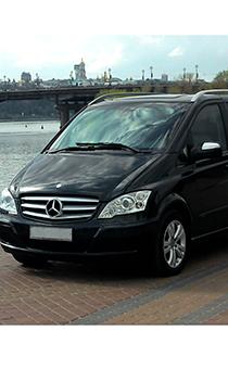 Минивэн такси Бахчисарай - Саки